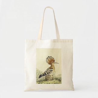 Crested Bird Tote