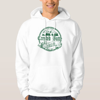 Crested Butte Canterbury Green Hoodie