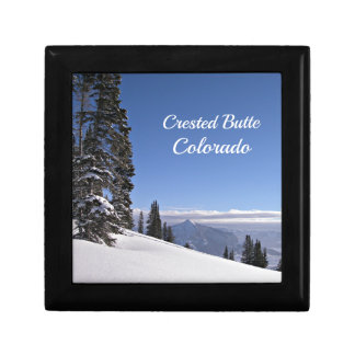 Crested Butte, CO Gift Box