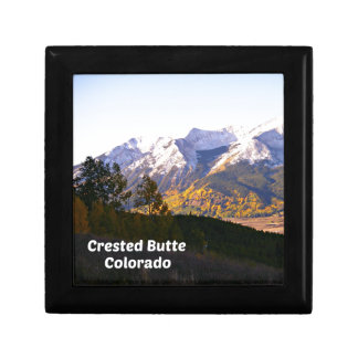 Crested Butte, Colorado Gift Box