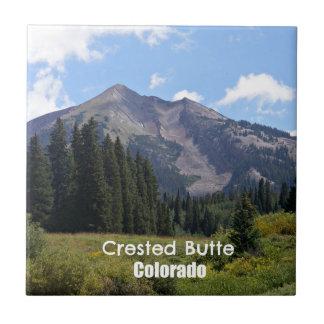 Crested Butte, Colorado Tile