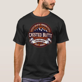 Crested Butte Vibrant T-Shirt