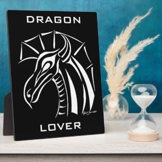 Crested Dragon Plaque 2