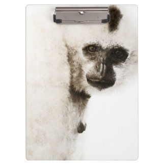 Crested Gibbon Clipboard