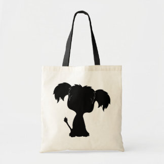 Crested Pup Tote Bag