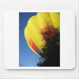 Crested Yellow Mouse Pad