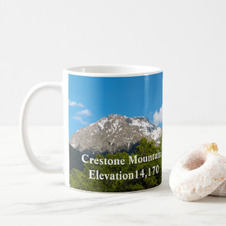 Crestone Colorado memorabilia * Crestone Mountain Coffee Mug