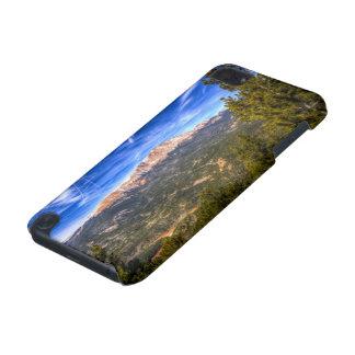 Crête de brochets et ciel bleu coque iPod touch 5G