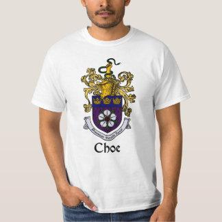 Crête de famille de Choe/manteau de T-shirt de