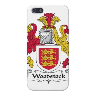 Crête de famille de Woodstock Coque iPhone 5