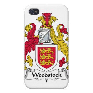 Crête de famille de Woodstock Étui iPhone 4/4S