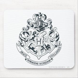 Crête de Hogwarts Tapis De Souris