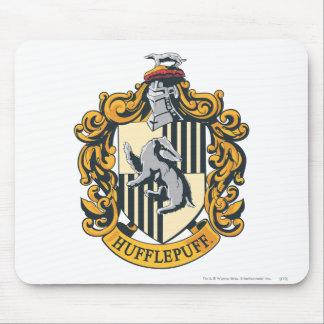 Crête de Hufflepuff Tapis De Souris