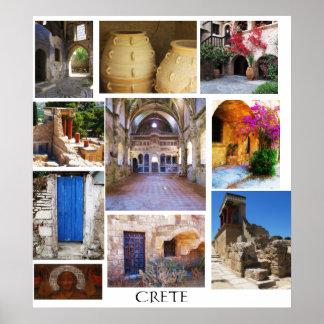 Crete, Greece Poster