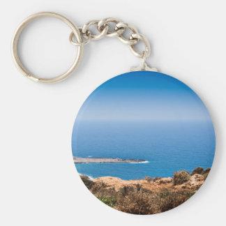 Crete Keychain