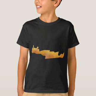 Crete Map T-Shirt