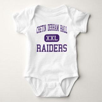 Cretin Derham Hall - Raiders - High - Saint Paul Baby Bodysuit