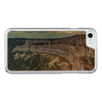 Creux du Van rocky cirque, Switzerland Carved iPhone 8/7 Case