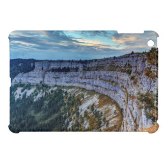 Creux du Van rocky cirque, Switzerland iPad Mini Cover
