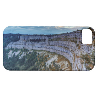 Creux du Van rocky cirque, Switzerland iPhone 5 Cover