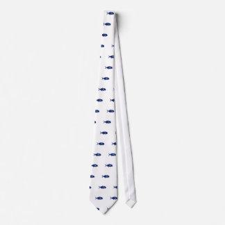 Crevalle Jack Retro Tie