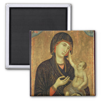 Crevole Madonna, c.1284 Magnet