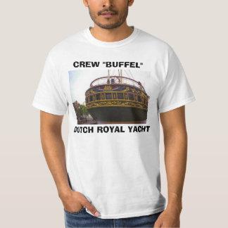 Crew Buffel, Dutch Royal Yacht Tees