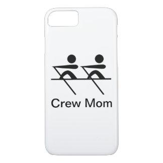 Crew Mom iPhone 7 case Cover