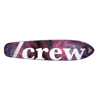 /Crew Skate to Space Board Skateboard Deck