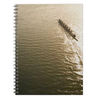 Crew Team Notebook