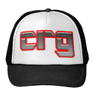 CRG Cap Trucker Hat