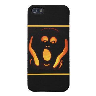 Cri perçant de Halloween iPhone 5 Case