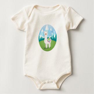Cria The Alpaca Baby Bodysuit