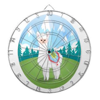 Cria The Alpaca Dartboard
