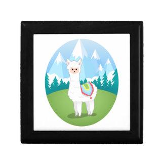 Cria The Alpaca Gift Box