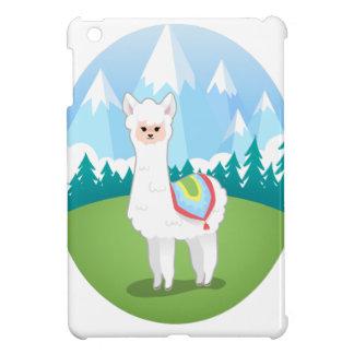Cria The Alpaca iPad Mini Cases