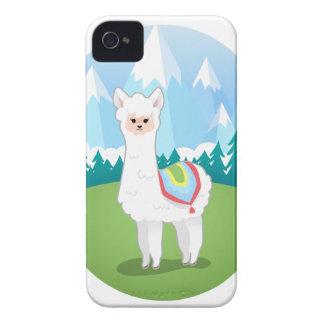 Cria The Alpaca iPhone 4 Case