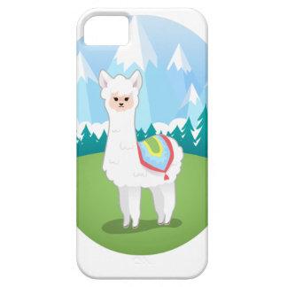 Cria The Alpaca iPhone 5 Cases
