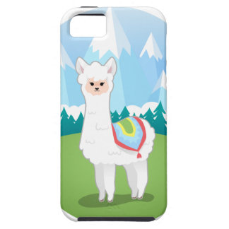 Cria The Alpaca iPhone 5 Covers