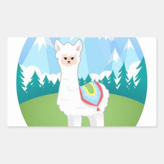 Cria The Alpaca Sticker