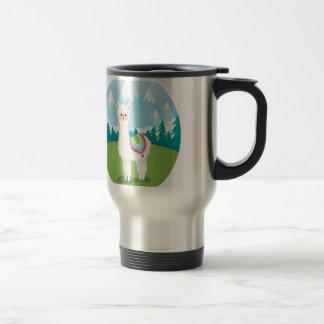Cria The Alpaca Travel Mug
