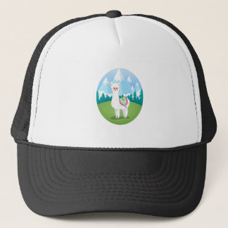 Cria The Alpaca Trucker Hat