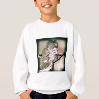 Crib Catch Vintage Style Sweatshirt