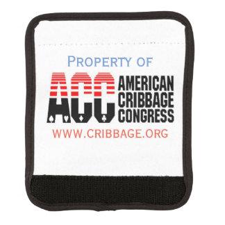 Cribbage Luggage Tag Luggage Handle Wrap