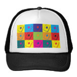 Cribbage Pop Art Trucker Hats