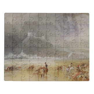Criccieth Castle, North Wales Jigsaw Puzzle