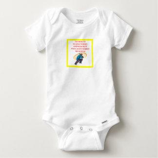 cricket baby onesie