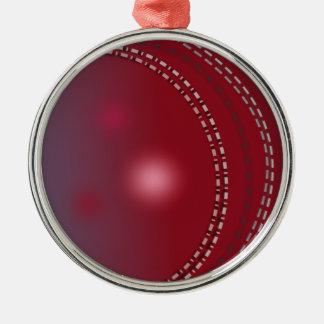 cricket ball Christmas Ornament