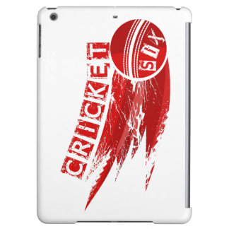 Cricket Ball Hit For Six Cover For iPad Air