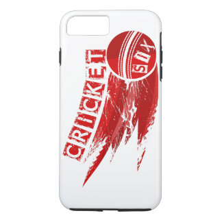 Cricket Ball Sixer iPhone 7 Plus Case